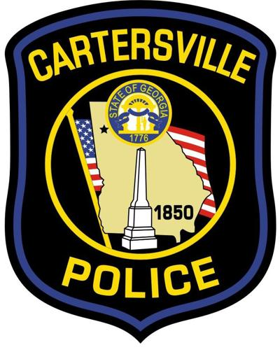 Cartersville Police patch logo