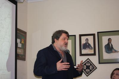 Ga chapter of Trail of Tears Association meets in Rome