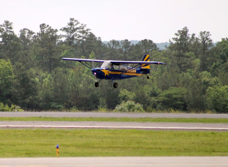 Southeastern Open aerobatics competition