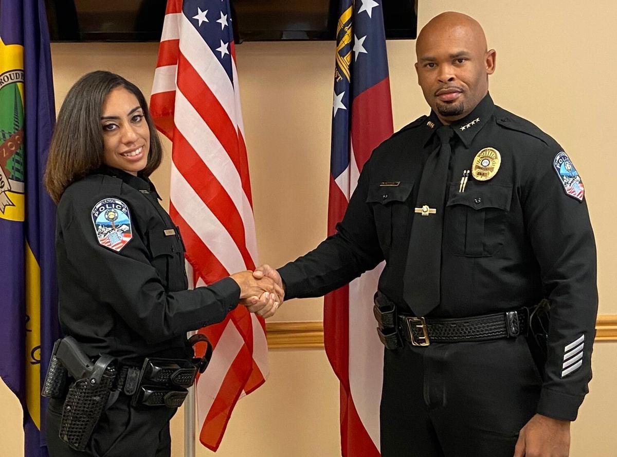 Aragon gets new officer