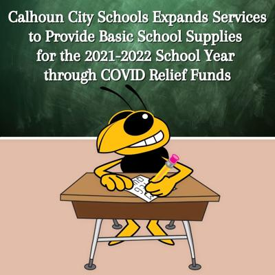 City schools expand school supply services for 2021-22