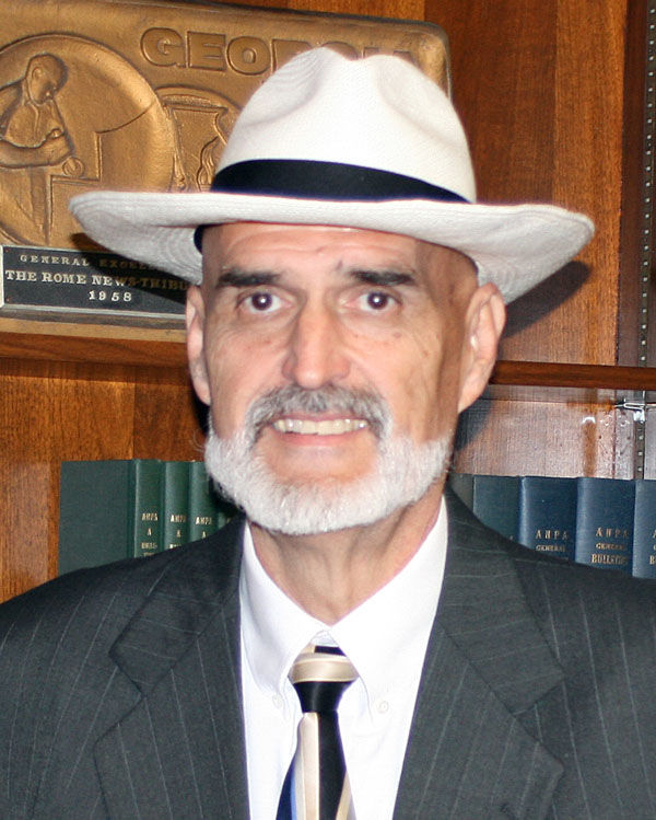 Doug Walker, Rome News-Tribune associate editor