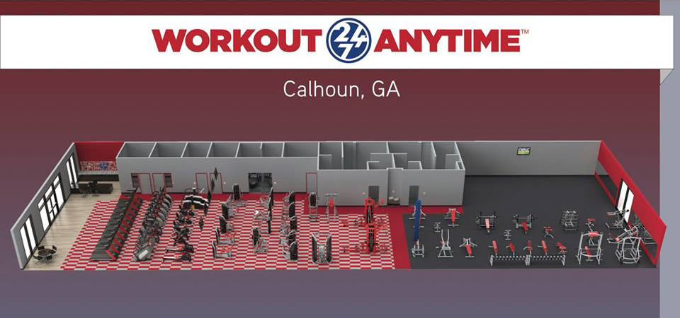 Workout Anytime to open just in time for New Year's resolutions