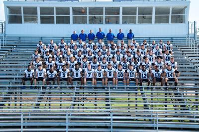 Model Football 2020 team photo