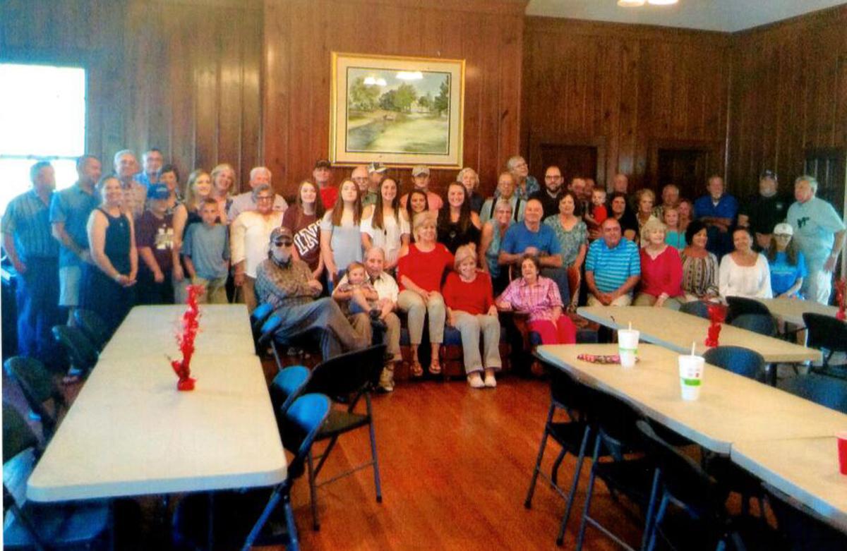 Cantrell-Davidson Family Reunion