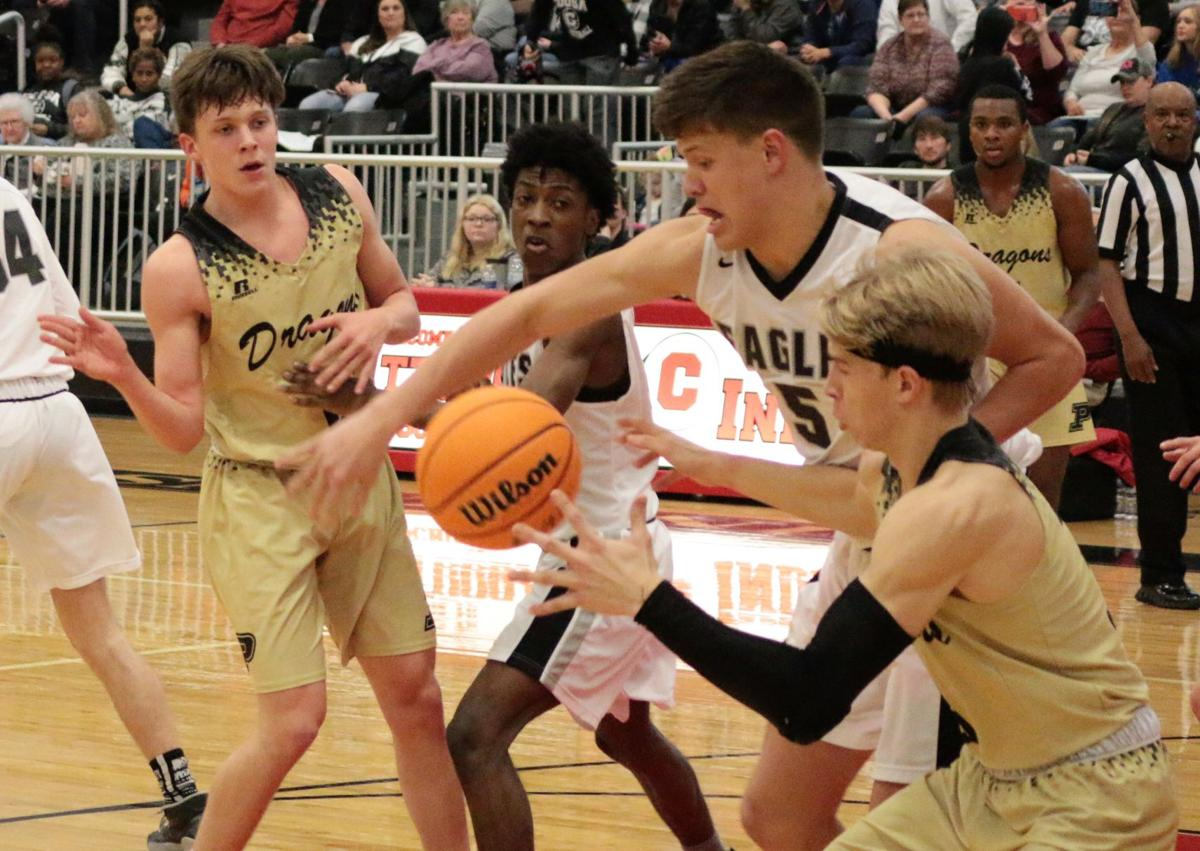 Coosa-Pepperell Boys Basketball