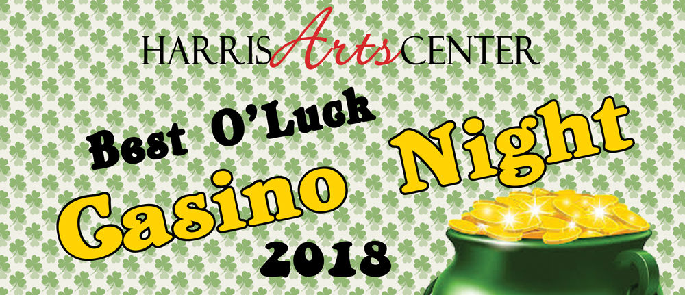 Best O'Luck Casino Night to be held March 17 at HAC