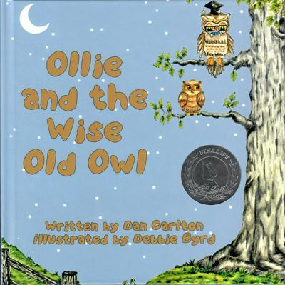 Ollie and the wise old owl