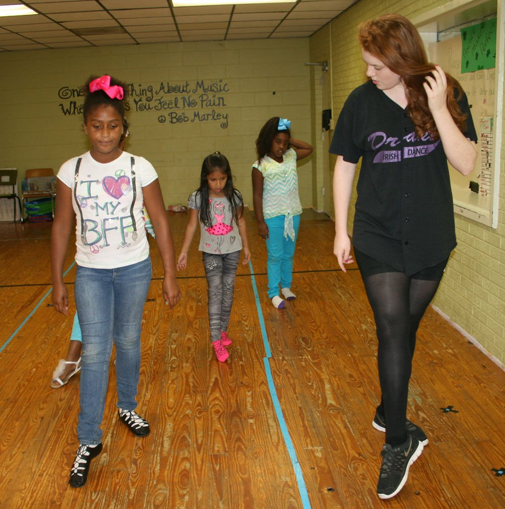 Free Irish Dance Classes In Lexington: 17-year-old Instructor Raising Funds To Remodel West Rome