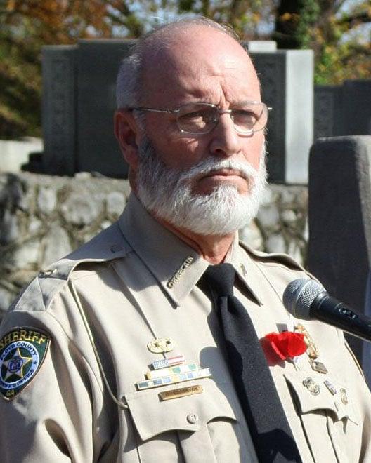 David Thornton, FCSO chaplain