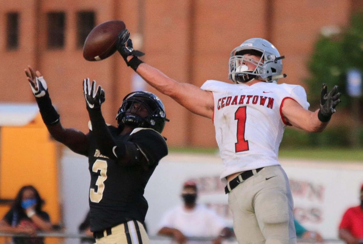 Rockmart tops Cedartown in defensive struggle, 21-10