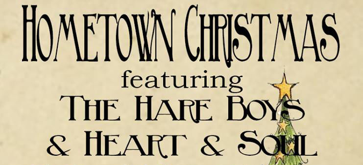 "Harris Arts Center hosts ""Hometown Christmas"" on Dec. 9"