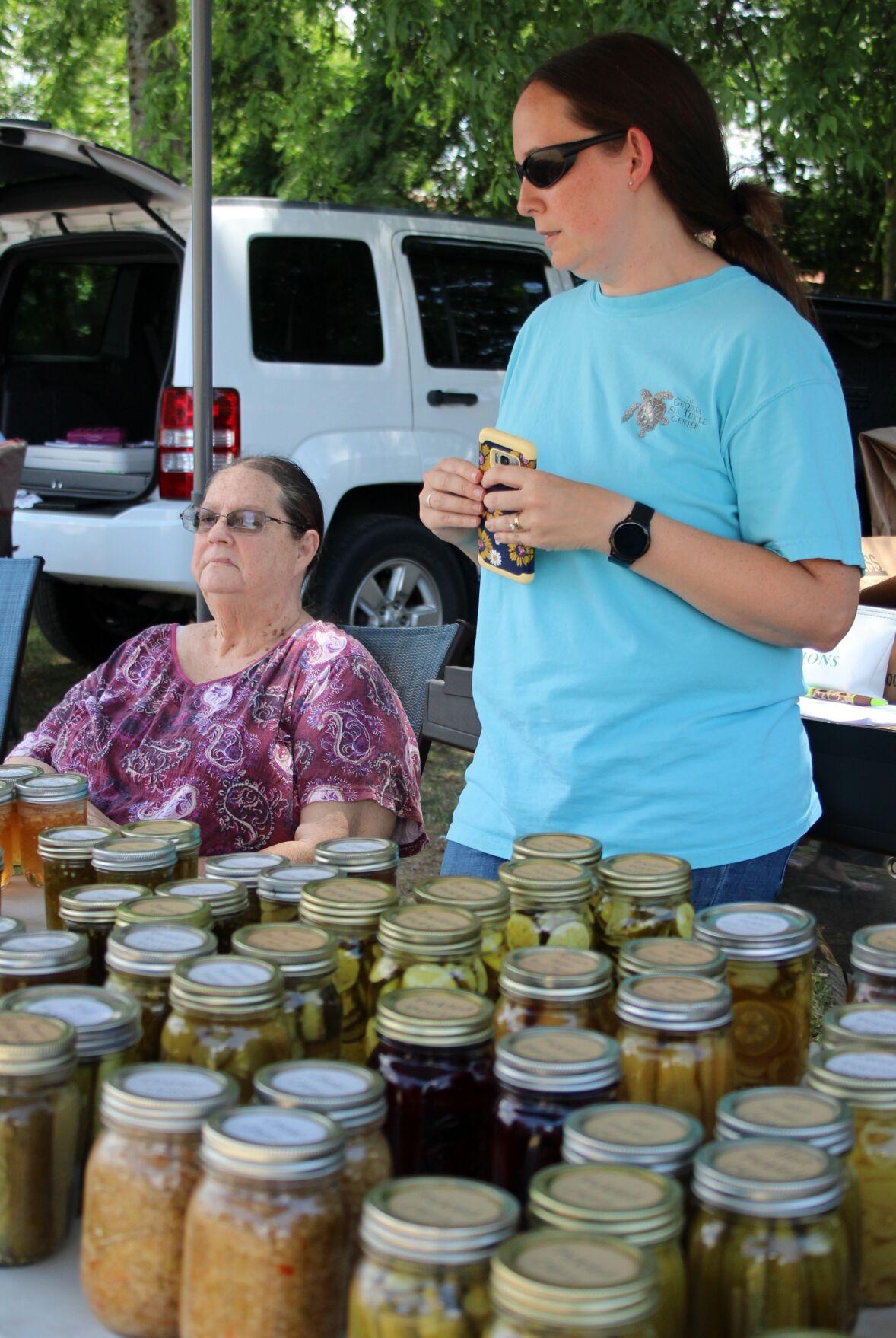 Homegrown is king at Cedartown Farmers Market