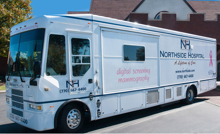Northside Hospital offers free mammograms for women in Gordon County