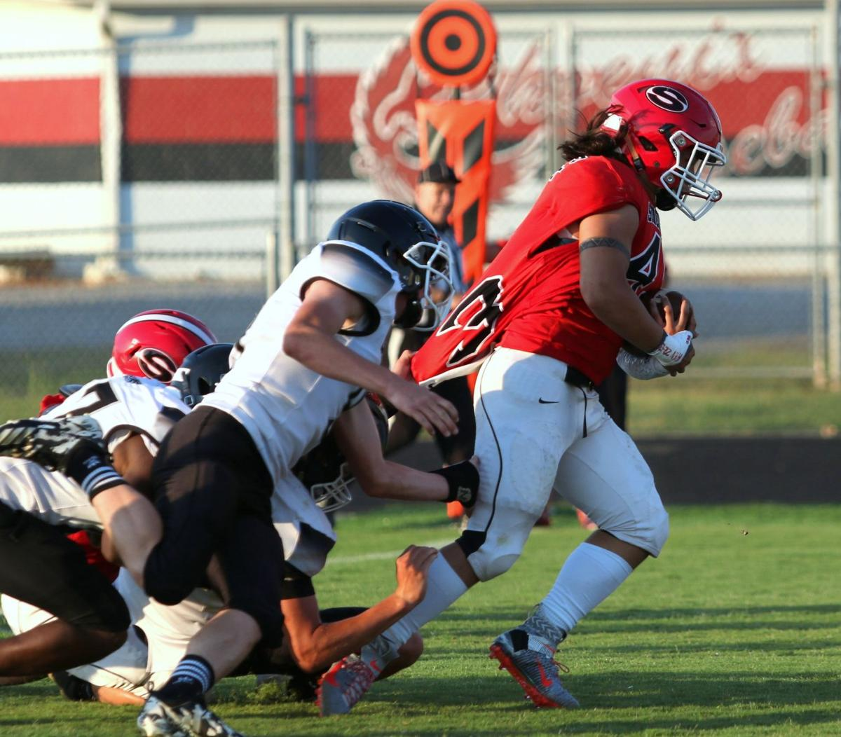 Sonoraville Spring Scrimmage