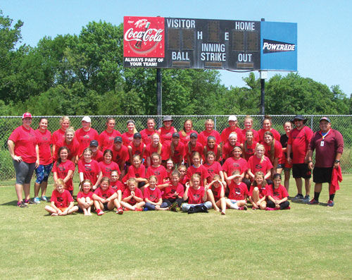 Sonoraville Softball Camp