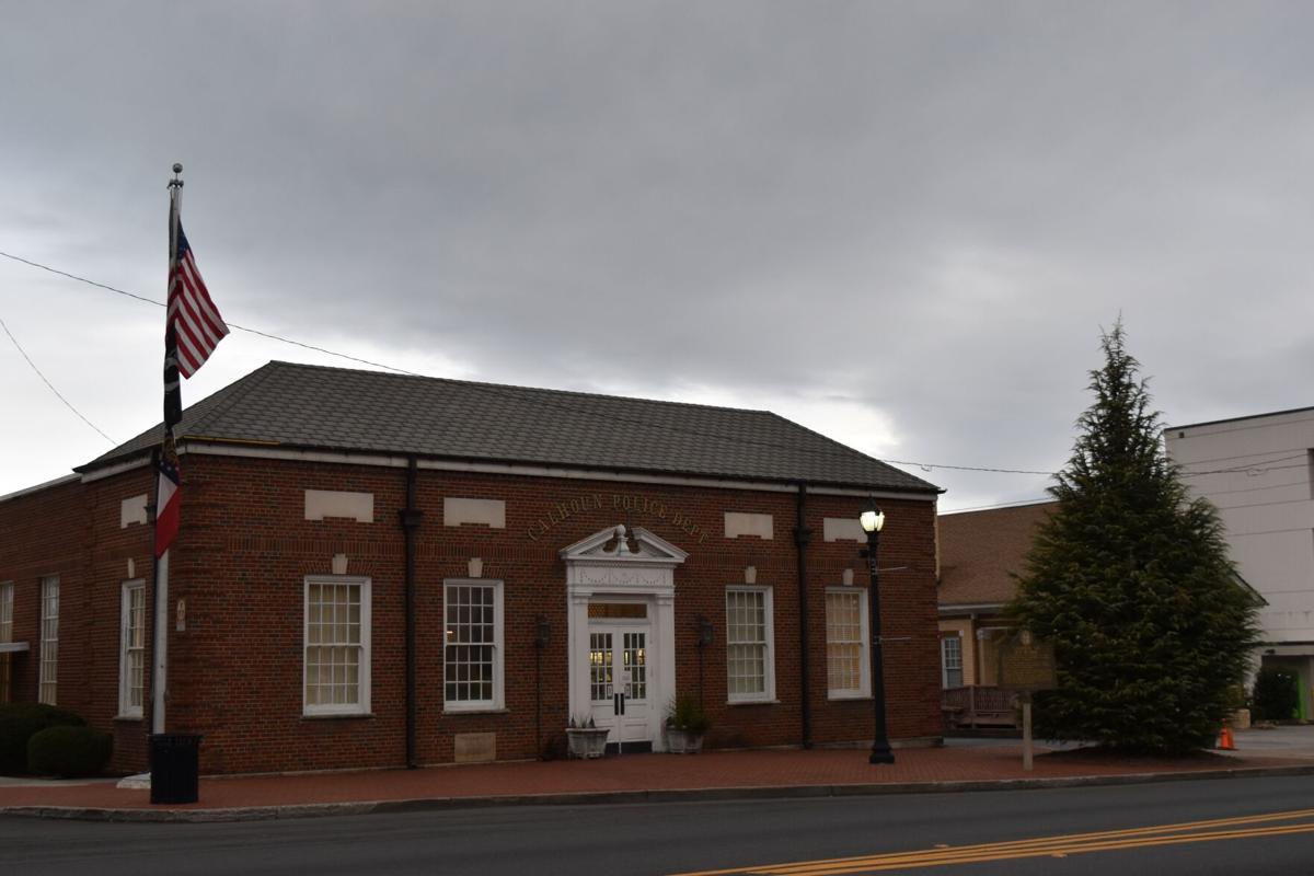 Calhoun Police Department - STOCK