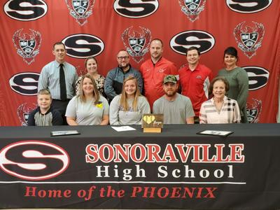 Sonoraville's Shayna Dutton signs with Young Harris College
