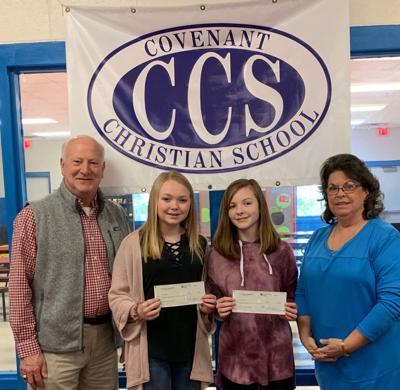 Polk County Farm Bureau Essay Contest Winners 2019