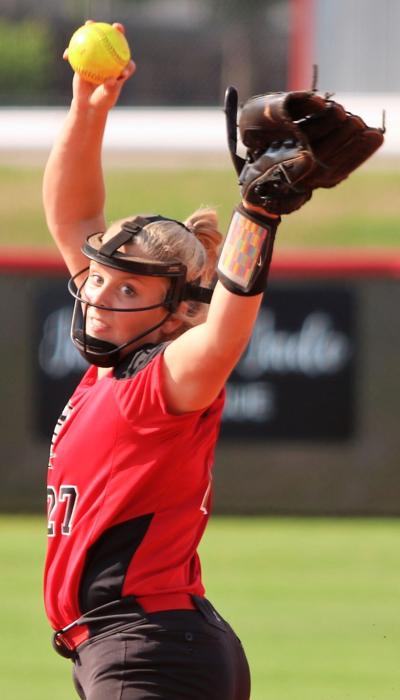 Cedartown softball tops Woodland in scrimmage