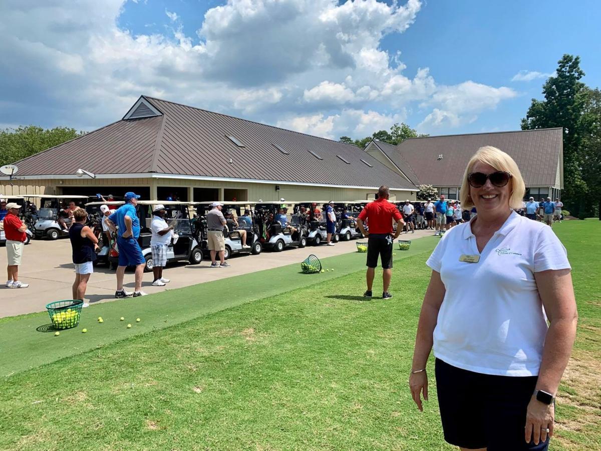 Catoosa Chamber 2019 golf tournament 1