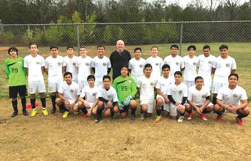 Calhoun JV boys soccer wins tournament