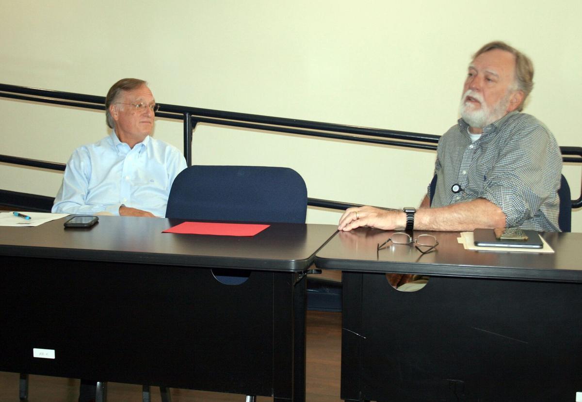 Brian Shealy, Jim Bojo