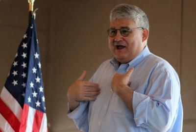 Ga. GOP chair touts unity, election reform in Rockmart