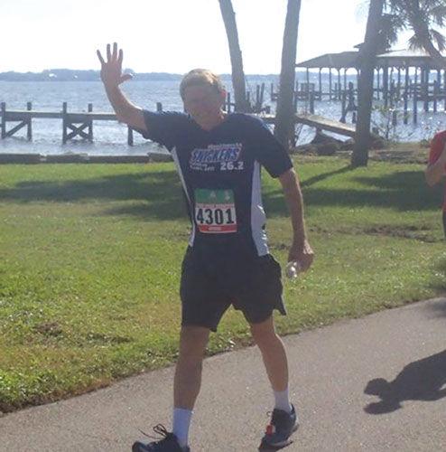 Southgate at Space Coast Marathon