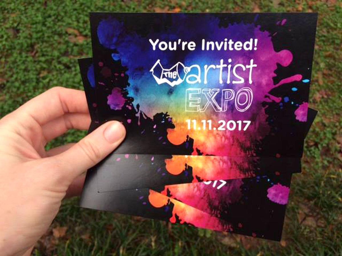 2017 Artist Expo