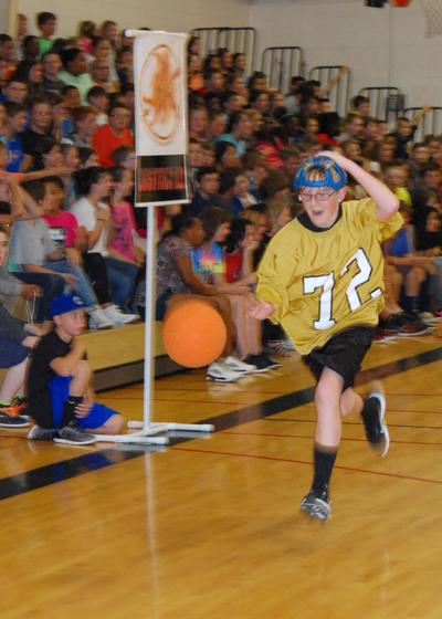 Pepperell Middle introduces new incentive program with Hunger Games theme