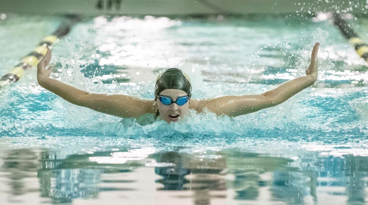 Calhoun Swimming Home Meet Nov. 14