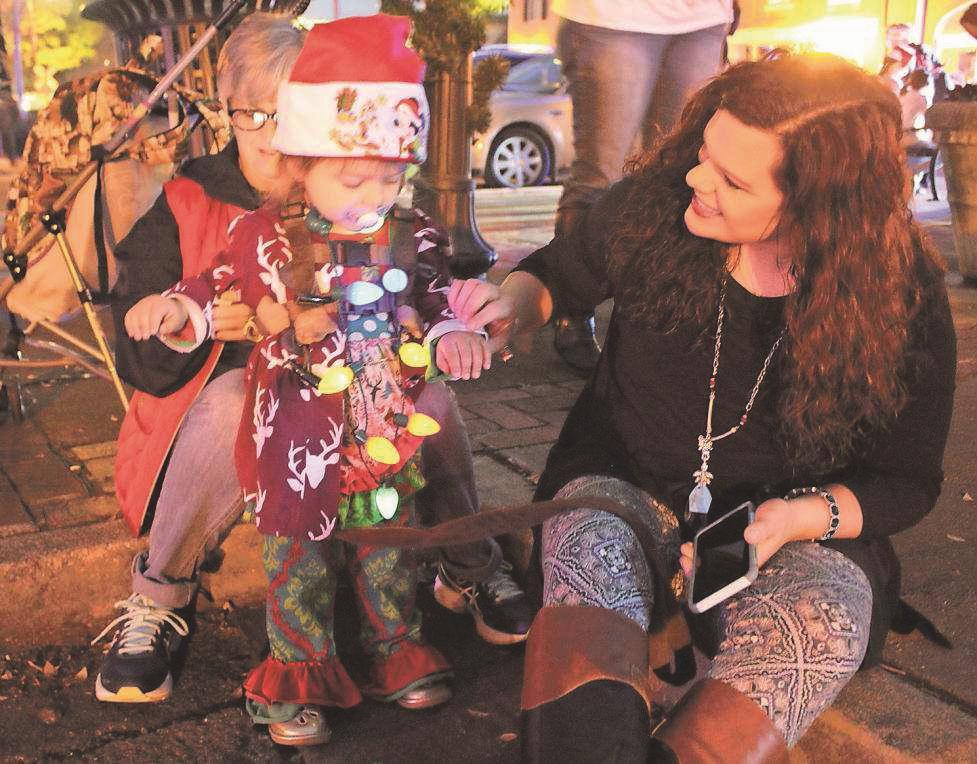 Christmas comes again to Rockmart
