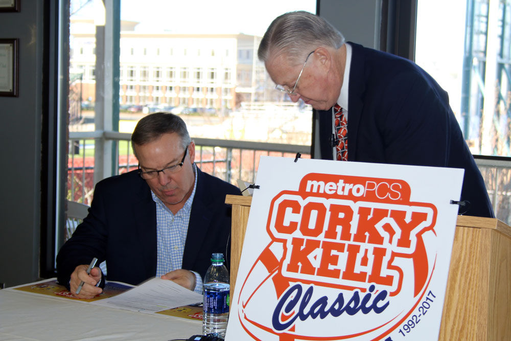 Corky Kell Classic luncheon