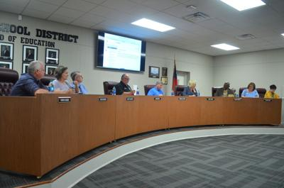 Polk County Board of Education September 2019