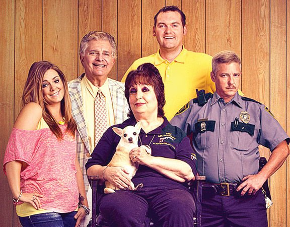 """Small Town Security"" cast"