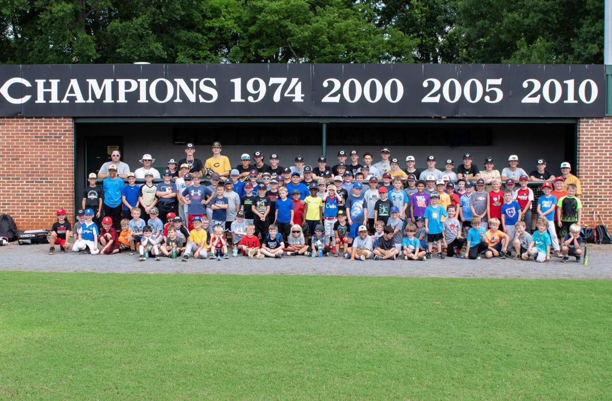 CHS holds summer baseball, softball camps