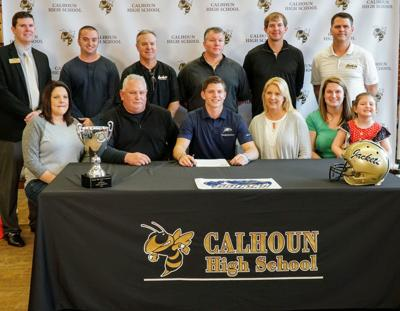 Rutledge signs to play at Georgia Southern