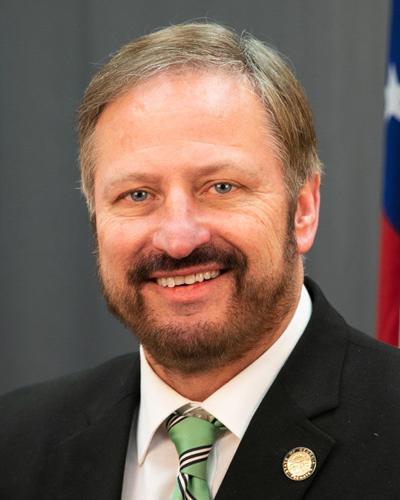 Sen. Chuck Hufstetler, R-Rome