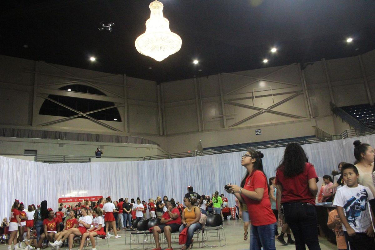 City schools throw giant back to school celebration at the Forum