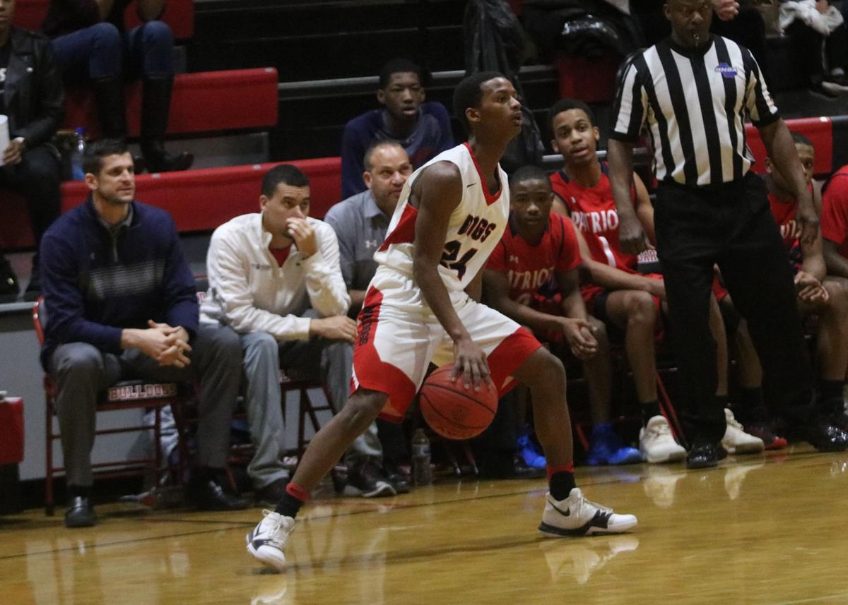 Cedartown boys basketball - Jan. 13, 2018