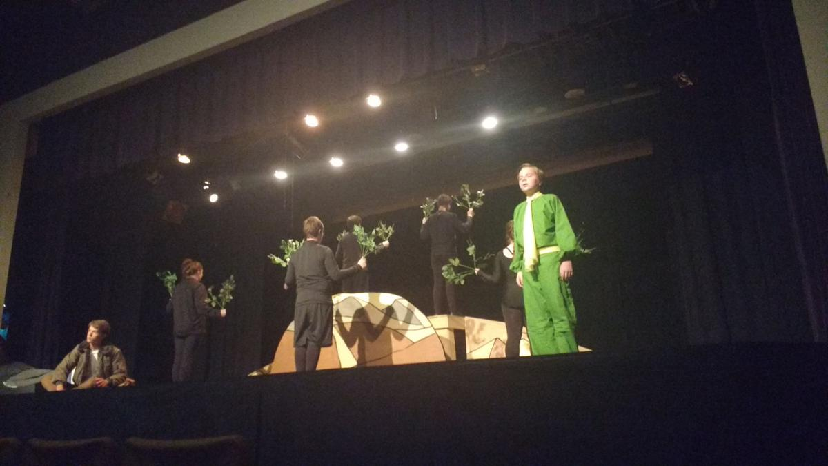 Rockmart One Act presents 'The Little Prince'