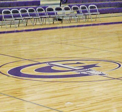 Gaylesville basketball gym