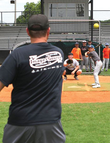 Calhoun Baseball Camp