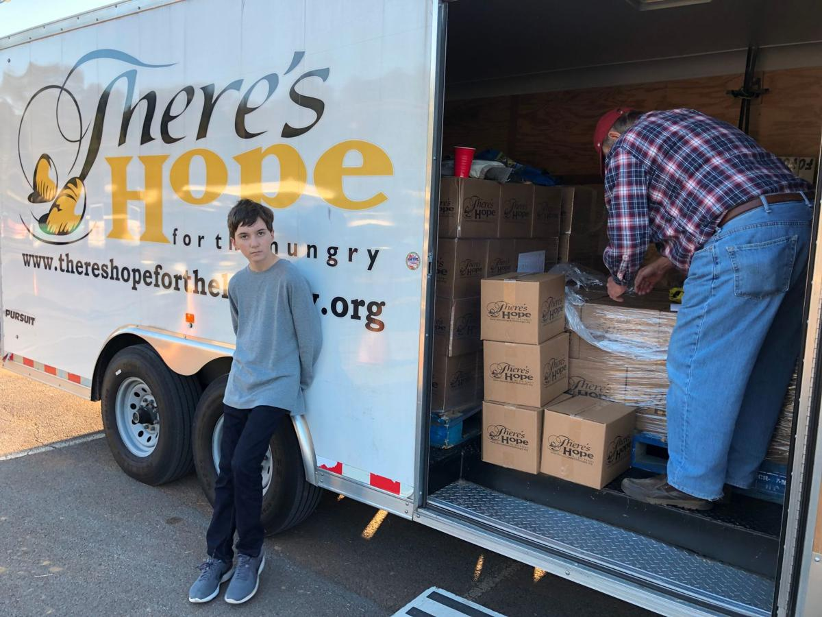 Harvest Rome provides food, fellowship for third year