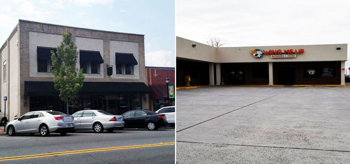 Disappointment abounds with closing of two popular restaurants in downtown Calhoun