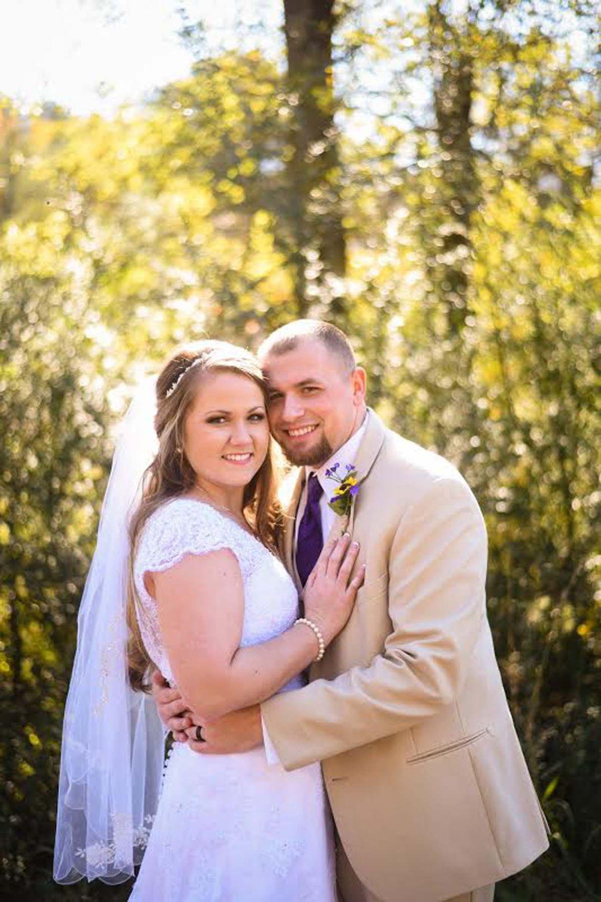 Mr. and Mrs. Ricky Allen Mills