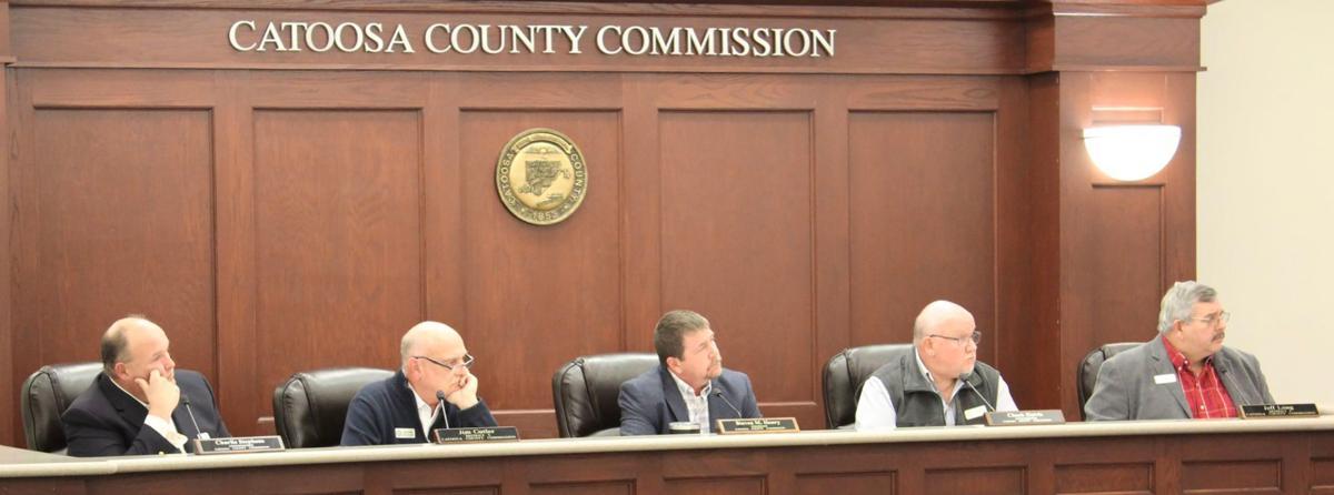 Catoosa County Board o f Commissioners