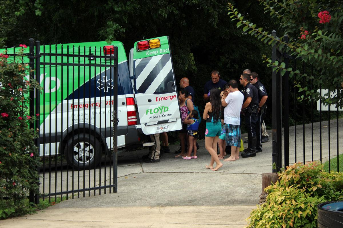 Boy saved from drowning at Northside Swim Center