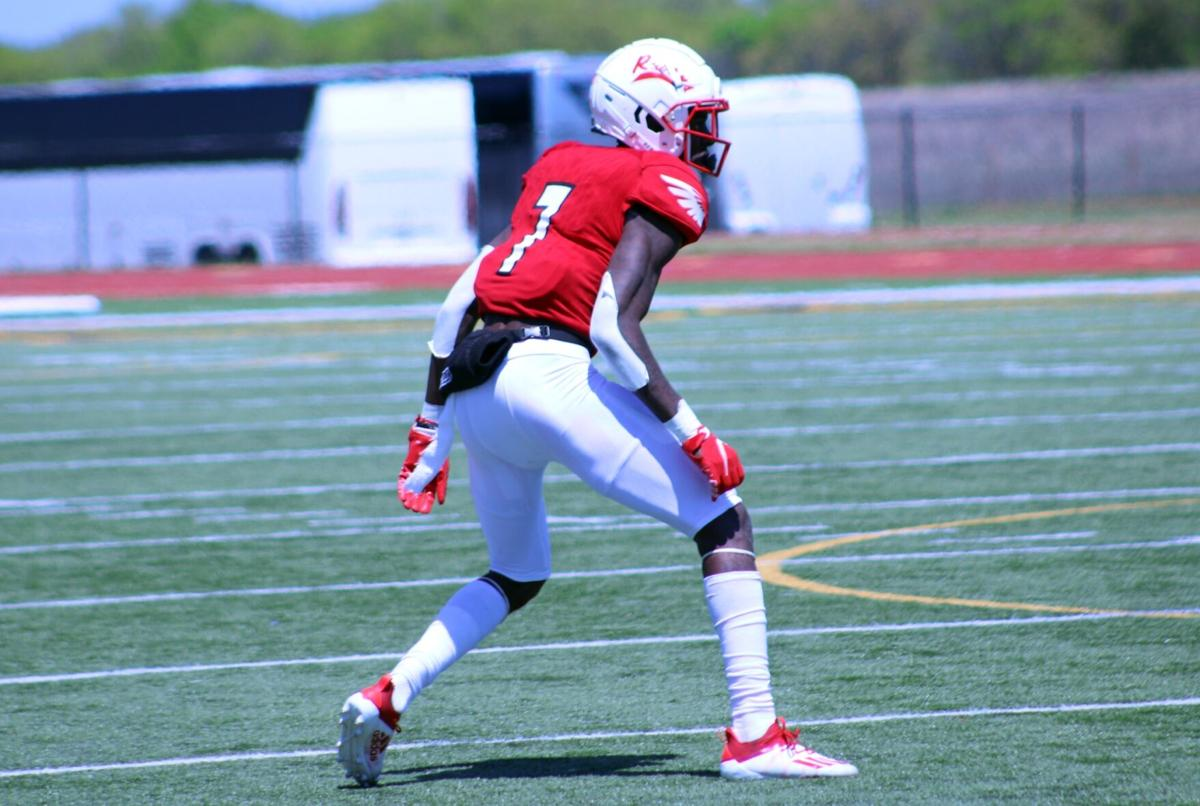 Frazier finds promise in JUCO ranks